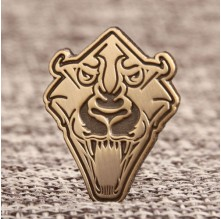 Tiger Custom Lapel Pins