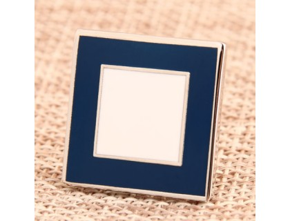 Frame Custom Lapel Pins