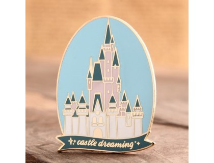 Castle Dream Custom Lapel Pins