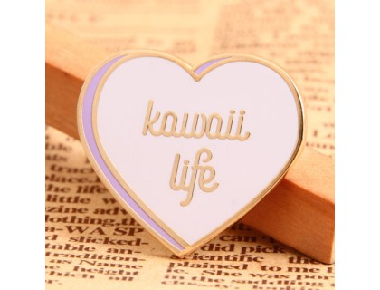 Kawaii Life Custom Lapel Pins