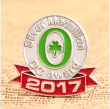 DC Award Custom Lapel Pins