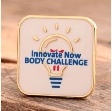 Innovate Now Custom Lapel Pins