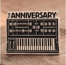 Synthesizer Custom Lapel Pins